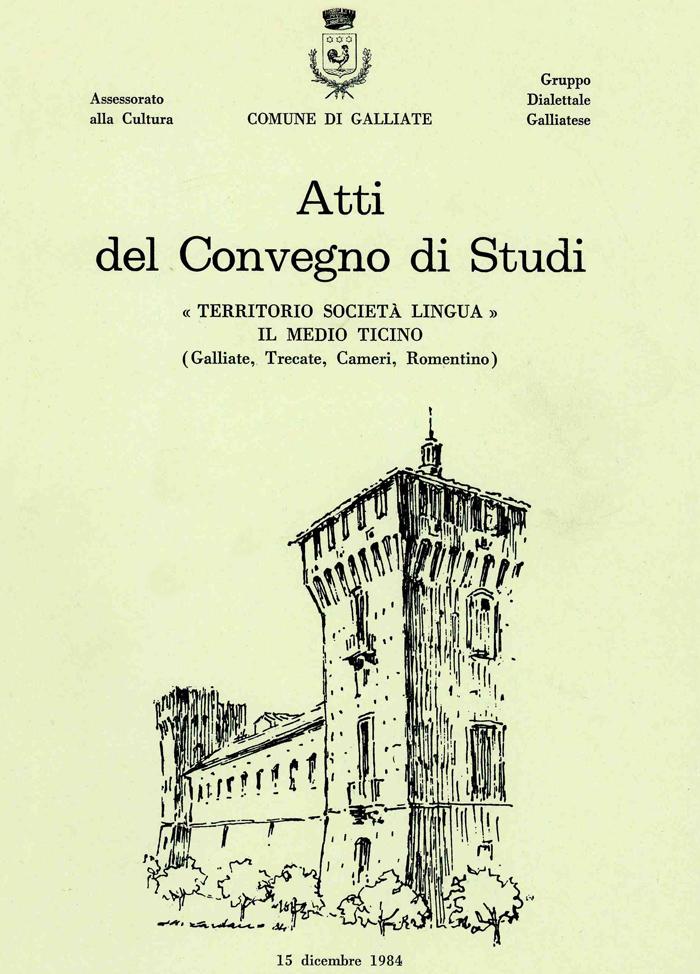 Territorio, società, lingua - Il medio Ticino